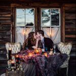 秋の結婚式にオススメ!お洒落で不気味な「ハロウィンウェディング」のサムネイル画像
