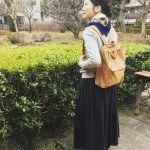 【ガーリーさん&キレイめさんも!】大人女子がおしゃれに使える♡春リュックカタログのサムネイル画像