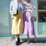 ラクしておしゃれ!今年っぽい大人の余裕スタイルは《とろみパンツ》でつくる♡のサムネイル画像