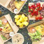 今時ピクニックは可愛くなくちゃ♡《味もバツグンのおしゃピク弁当》のサムネイル画像