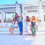 《新宿ルミネエストに白砂ビーチ》登場!都会でリゾート気分を満喫♡のサムネイル画像