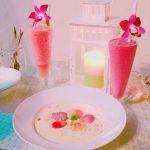 南国リゾートに来た気分♡《マーメイド》な店内が可愛すぎるカフェ!のサムネイル画像