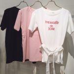 夏のマストアイテムは《デザインTシャツ》!これさえあれば主役級♡のサムネイル画像