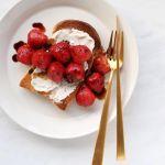 美味しさの進化が止まらない!最新版《悪魔のトースト》レシピ5選♡のサムネイル画像