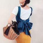 これからの季節にマストアイテム♡ 《リボンビスチェ》で夏っぽく!のサムネイル画像