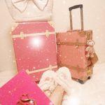 進化するキャリーケース!お荷物だって《かわいい》がマスト♡のサムネイル画像