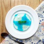 ゼリーに夏空を閉じ込めちゃった♡《#青空ゼリー》を手作りしよう!のサムネイル画像
