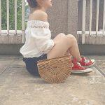 今年の夏は《かごバッグ》にラブコール♡オシャレさん必見!夏コーデのサムネイル画像