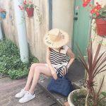 らくちん《スニーカー》でつくるのがイマドキ!真夏の7Daysコーデ♡のサムネイル画像