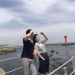 彼氏とドライブデート♡《エメラルドグリーンの海》に行こう!のサムネイル画像