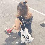 毎日履いても楽しい《赤コンバース》!着回し一週間ダイアリー♡のサムネイル画像