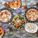 料理初心者さんも安心♡みんなで楽しめる《ハロウィンご飯》の作り方のサムネイル画像