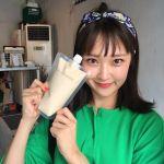 韓国で話題!おしゃカワ《ボトルミルクティー》が最新カフェトレンドのサムネイル画像