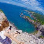 東京から3時間で行ける絶景スポット♡《式根島》が素敵とウワサ!のサムネイル画像