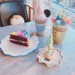 食べるのが惜しいくらい♡韓国のゆめかわカフェ《Creamfields》のサムネイル画像