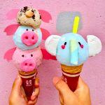 原宿に《どうぶつえん》⁉名物どうぶつアイスクリームをチェック♡のサムネイル画像