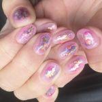 秋冬に備えて袖から出た爪先も可愛く!《spica》のネイルが可愛い♡のサムネイル画像