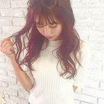 《チェリーレッド》で叶えるキレイ可愛い♡ヘアカラー完全保存版!のサムネイル画像