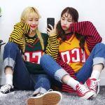 秋の万能アイテムといえば♡韓国女子の《ニットベスト》コーデ特集のサムネイル画像