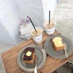 厚切りトーストがたまらない♡福岡の隠れ家的カフェが話題!のサムネイル画像