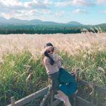 彼との韓国旅行にイイかも♡自然派デートは【済州島・サングムブリ】のサムネイル画像