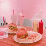 SNSでブーム到来♡チーズ好きおすすめ【ハンバーガー&シェイク】のサムネイル画像