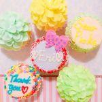 見た目が可愛いすぎて食べれない♡【カップケーキ】のお店をご紹介!のサムネイル画像