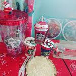 今年もやってきた♡ 韓国スタバの【クリスマスシリーズ】特集のサムネイル画像