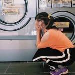 流行のスポーティコーデに挑戦! 【ラインスカート】を取り入れろ♡のサムネイル画像