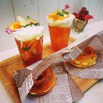 紅茶とスイーツのコラボ♡【VIVACE trend cafe】のサムネイル画像