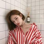 韓国で流行中⁉︎横顔美人になれる【中タンバル】ヘアカタログ♡のサムネイル画像