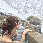 「こんな世界があったんだ♡」 【雪見風呂】が楽しめる温泉旅館3選のサムネイル画像