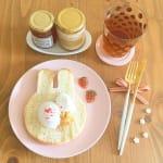 可愛すぎて食べられない♪行列必至の【うさぎ食パン】をGET♡のサムネイル画像