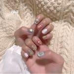 爪専用「ファンデ」で、話題の【すっぴんモテネイル】に挑戦しよう♡のサムネイル画像