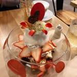 シメの新定番♡話題の夜パフェが食べられる《パフェテリア ベル》のサムネイル画像