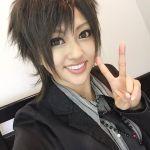 菊地亜美がゴールデンボンバー・喜矢武豊のものまねメイクを…似すぎのサムネイル画像
