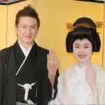 【中村獅童夫妻】披露宴を♡妻・一般女性の沙織さんを初公開!全貌のサムネイル画像