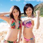 大島優子の後継者!?山本彩のグラビア画像がエロすぎる件♡のサムネイル画像