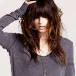 【画像】髪型に飽きてきたら前髪アレンジに挑戦しよう!【参考】のサムネイル画像