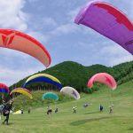 パラグライダー体験なら!関東でスクール探し、初心者におすすめ4選!のサムネイル画像