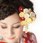 もう準備した??人生に一度の成人式につけたいとっておきの髪飾りのサムネイル画像
