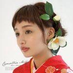 和装美人を目指しましょう☆着物に映えるかわいい髪飾りの選び方のサムネイル画像