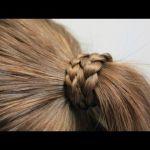 簡単にできる髪の結び方にちょっとしたアレンジでさらに可愛くなれるのサムネイル画像