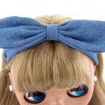 これだけあれば女子力アップ!簡単にできちゃうヘアバンドの作り方のサムネイル画像