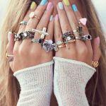 みんなは知ってた?指輪はつける場所によって意味が違うこと!!のサムネイル画像