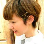 何気なく使っているヘアピンの種類と使い方を研究してみましょう!のサムネイル画像