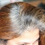 市販の白髪染めは色落ちが早い!白髪染めも美容院がおすすめ!のサムネイル画像