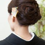 【画像多数あり】アラフィフからの留袖に似合う髪型を大研究!!のサムネイル画像