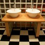 アイディア次第☆おしゃれな洗面台空間に簡単diyでチャレンジ!!のサムネイル画像