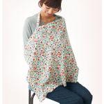 【カンタン!】授乳ケープを手作りしよう!【直線縫いですぐ完成!】のサムネイル画像
